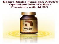 Thực phầm điều trị ung thư fucoidan ahcc nhật tốt nhất