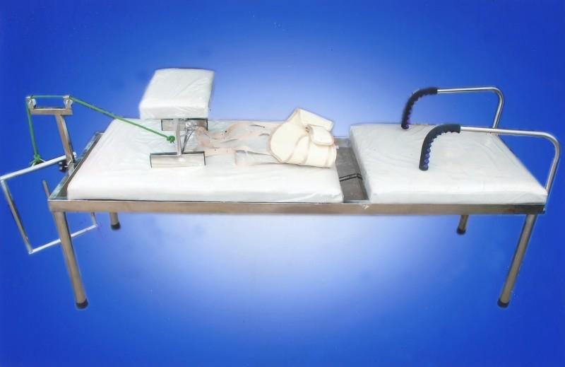 Giường kéo giãn cột sống và phương pháp điều trị