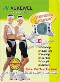 Máy massage xung điện aukewel 8 miếng dán