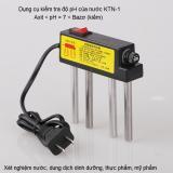 Dụng cụ điện phân kiểm tra ph nước ktn-1
