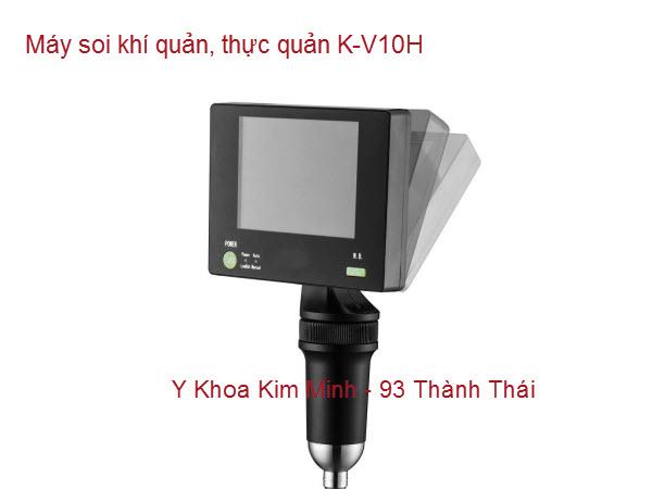 Máy soi đặt nội khí quản K-V10H