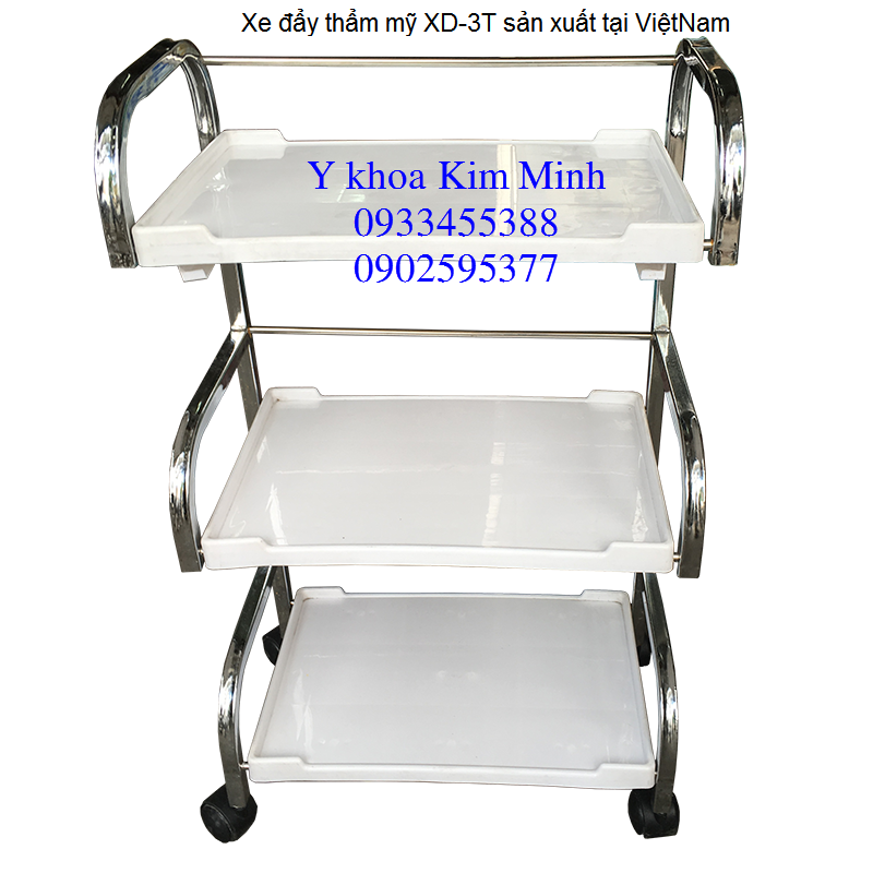 ke xay day de dung cu cham cuu 3 tang Y Khoa Kim Minh