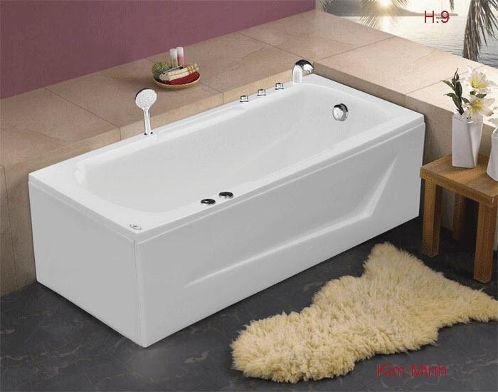 Bồn massage thủy lực phòng tắm