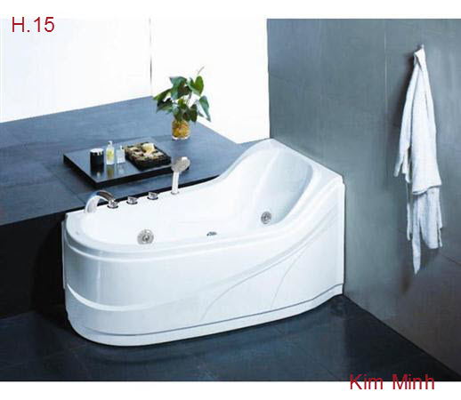 Bồn massage thủy lực phòng tắm H.15