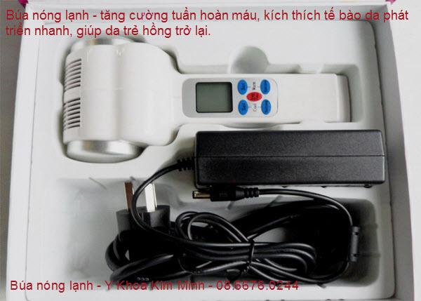 Máy chăm sóc da búa nóng lạnh LW-017 Y Khoa Kim Minh