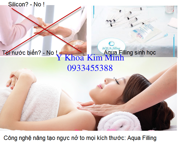 Aqua Filling nang nguc sinh hoc tang tang kich thuoc C D Y Khoa Kim Minh ban gia si