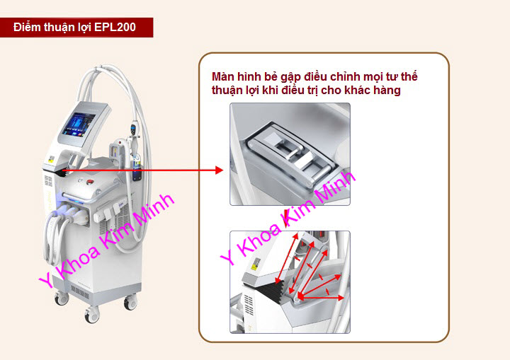 May triet long chat luong cao cap nhat SHR EPL200 Y khoa Kim Minh bán trực tiếp