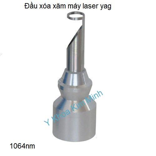 Đầu laser 1064nm dùng cho máy bắn laser chuyên nghiệp Y Khoa Kim Minh