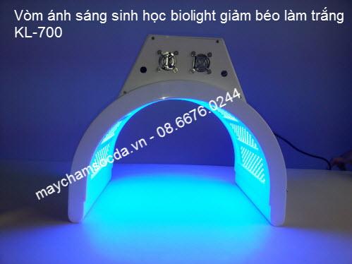 Vòng ánh sáng sinh học giảm béo làm trắng da trị mụn KL-700