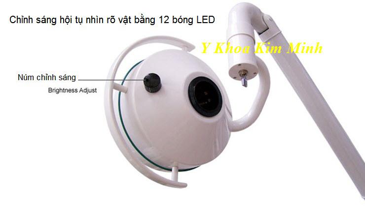 Den mo y te treo tuong mini 12 bong Led KD-2012D - Y khoa Kim Minh