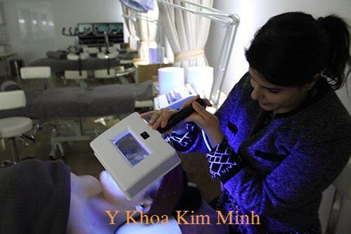 Den Wood light WL-01 Y Khoa Kim Minh phan phoi truc tiep gia si
