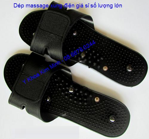 Dép massage xung điện giá sỉ