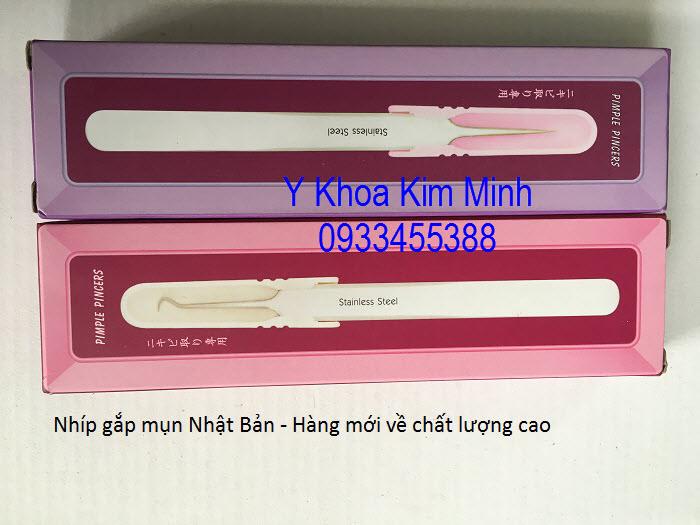 Nhip gap mun Nhat ban loai thang va cong Y Khoa Kim Minh nhap khau phan phoi gia si