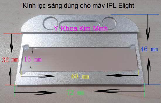 Dia chi ban kinh loc sang may IPL Elight Y Khoa Kim Minh