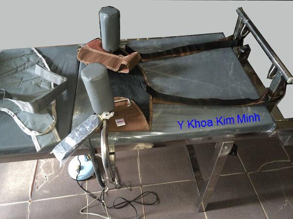 Giường điện kéo dãn cột sống GK-002
