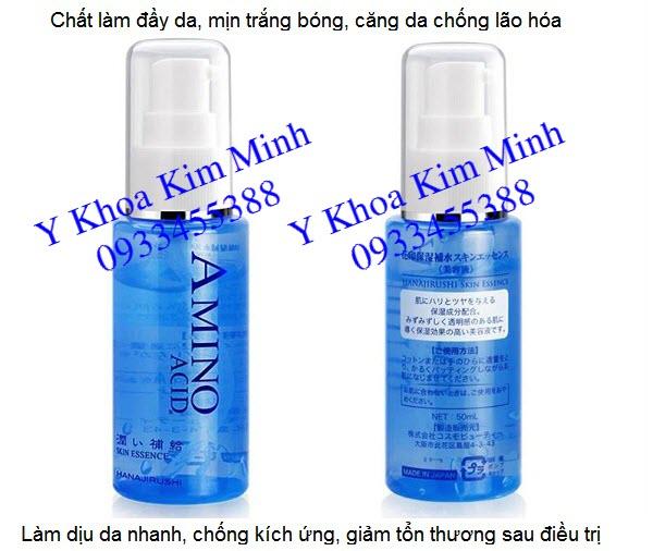 Gel amino acid Nhật Bản dưỡng da trắng sáng mịn chống lão hóa Y khoa Kim Minh
