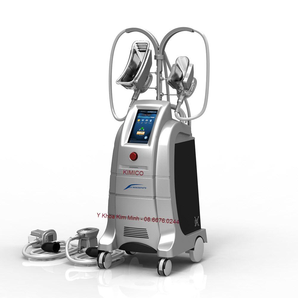 Máy giảm béo quang đông ETG50-4S Cryolipolysis