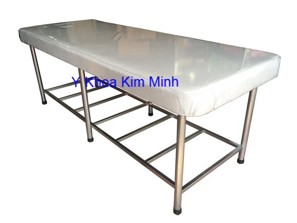 Ban giuong massage cham cuu inox Y Khoa Kim Minh