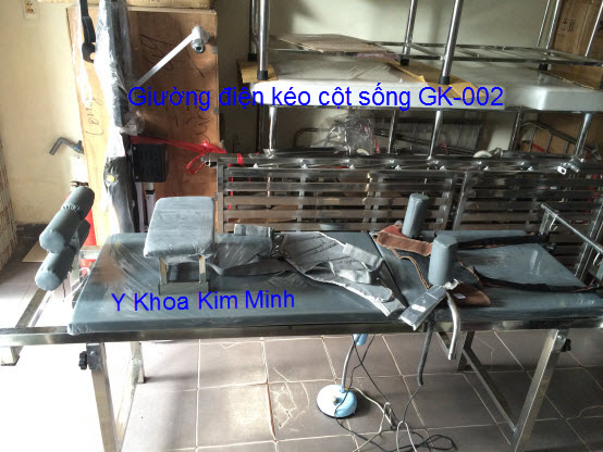Giuong dien keo cot song lung co GK-002