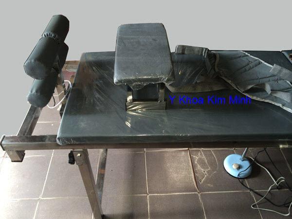 Giường điện kéo cột sống lưng cổ GK-002
