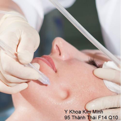 HDSD may phun oxy jet tham my di duong chat serum BD-925A Y khoa Kim Minh phan phoi gia si
