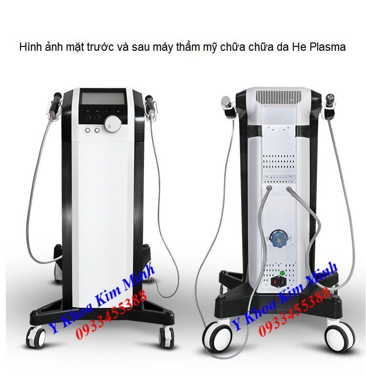 Hình ảnh Beauty Rejuvenation Repaire He Plasma Machine Facial & Body - Y Khoa Kim Minh 0933455388