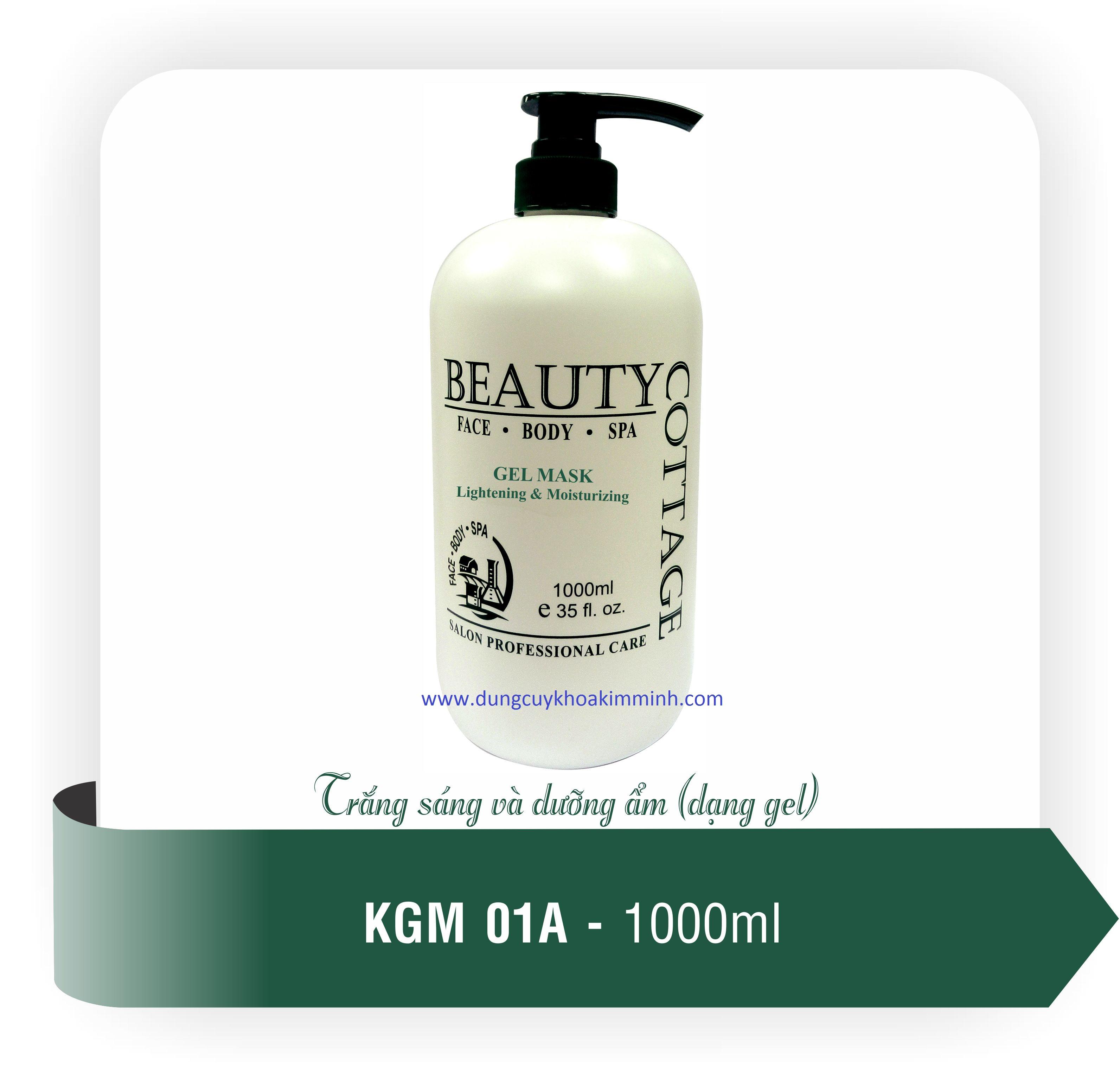 bột mặt nạ ngọc trai sữa KPM04