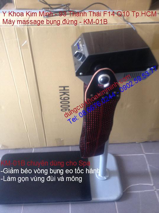 Máy massage rung giảm béo KM-01B