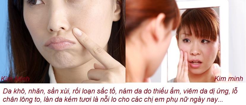 Kem massage da mat HA Thai lan ban tai Y Khoa Kim Minh Tp.HCM