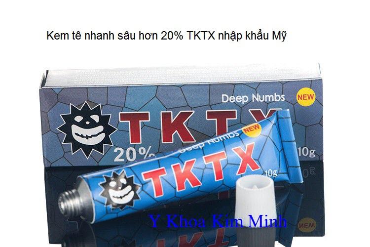 Kem gay te nhanh sau hon 20% TKTX nhập khẩu Mỹ