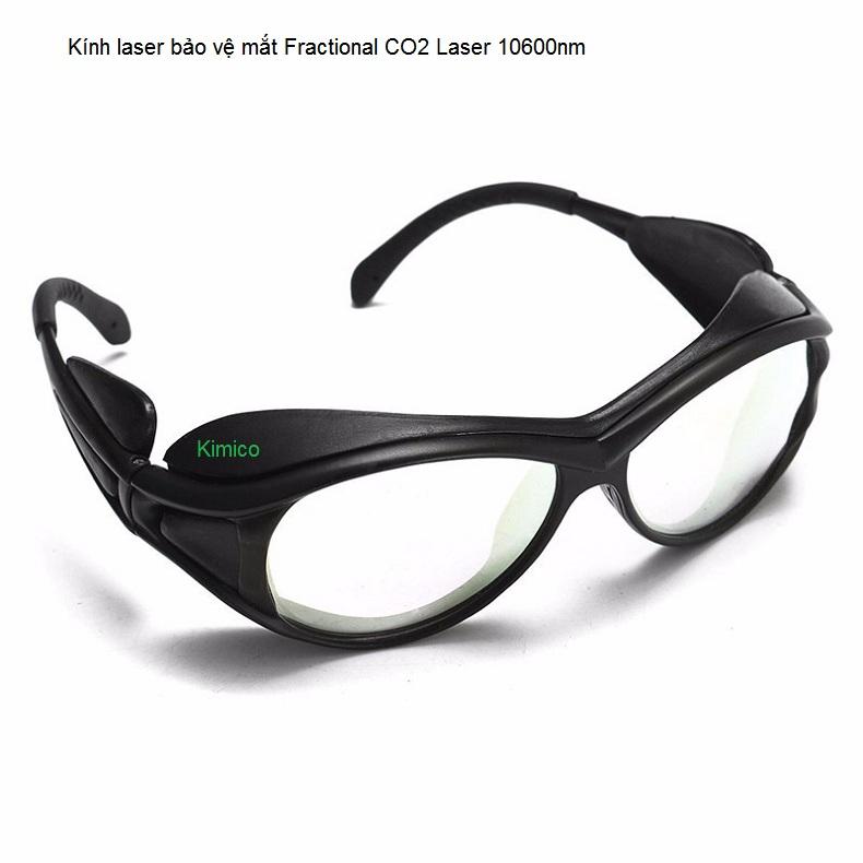 Kinh bao ve mat truoc tial laser CO2 Fractional 10600nm Y Khoa Kim Minh 0933455388 tai tp hochiminh