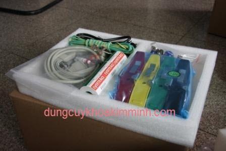Máy điện tim 3 cần Contec 300 G Y Khoa Kim Minh