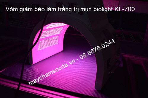 Đèn ánh sáng sinh học giảm béo trị nám mụn KL-700