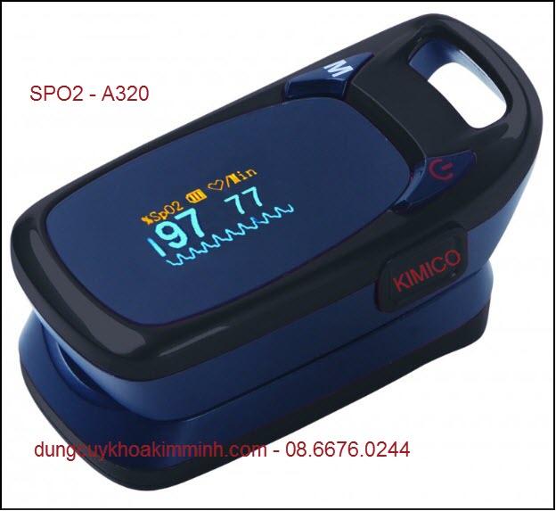 Máy kiểm tra oxy bão hòa trong máu SPO2