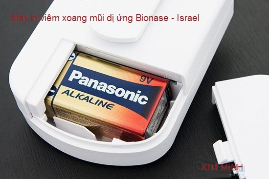 May tri viem xoang mui, viem mui, di ứng Bionase Y Khoa Kim Minh