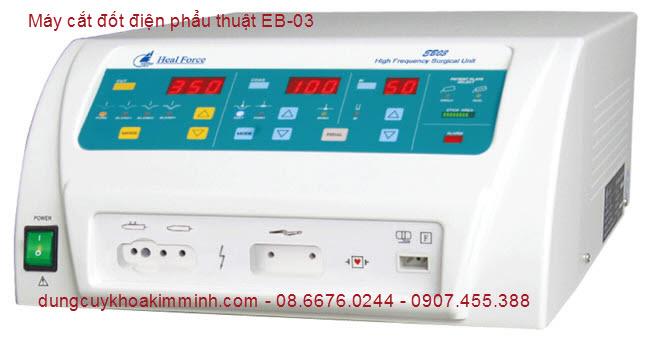 Máy cắt đốt điện phẩu thuật EB-03 Healthforce