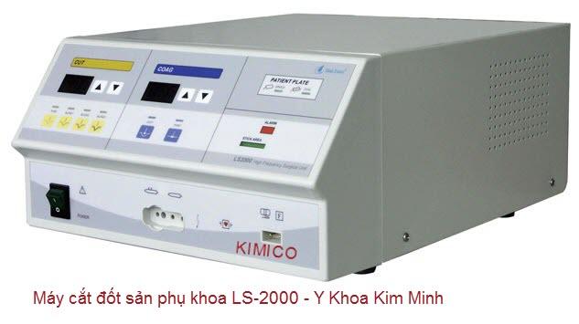Máy cắt đốt điện sản khoa LS-2000