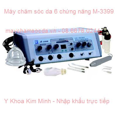 May cham soc da mat hut mun da nang M-3399 Y Khoa Kim Minh nhap khau ban gia si