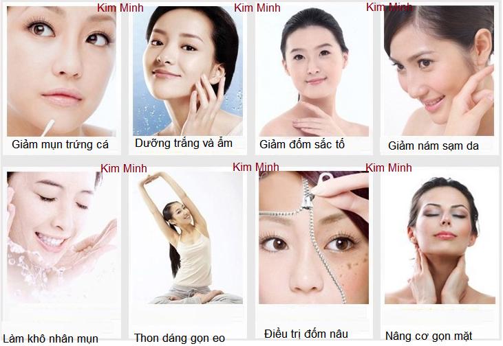 Máy điêu khắc thon gọn mặt, chăm sóc da mặt Sign Me bán tại Tp Hồ Chí Minh - Y khoa Kim Minh 0933455388