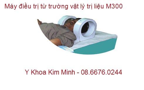 Máy điều trị từ trường tần số thấp M300