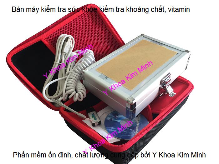 Dia chi ban may kiem tra suc khoe quantum chat luong tai Saigon Y Khoa Kim Minh