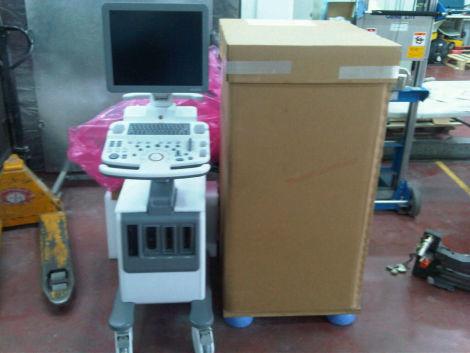 Máy siêu âm doppler màu 4D 3 đầu dò Medison Sonoace R7