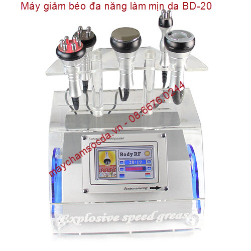 Máy giảm béo đa năng BD-20