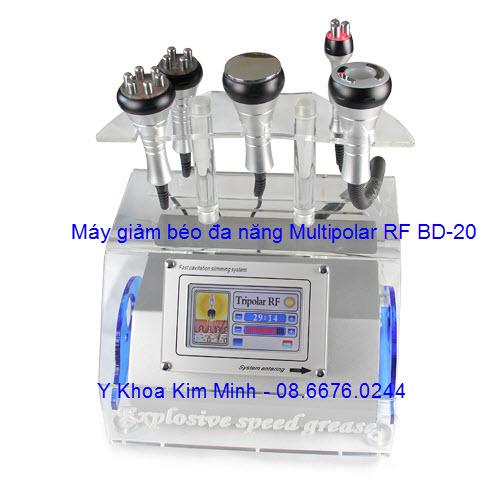 Máy giảm béo đa năng multipolar RF BD-20