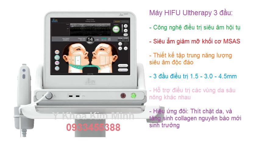 May Hifu 3 dau dieu tri chat luong cao ban tai Y khoa Kim Minh - 0933455388