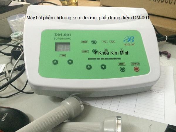 ban may hut chi supersonic DM-001 Y Khoa Kim Minh