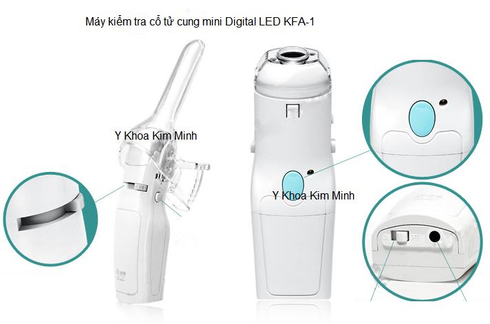 Máy kiểm tra cổ tử cung mini sản khỏa KFA-1