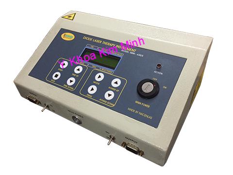 May dieu tri laser noi mach Viet Nam Diode Laser 630S Y khoa Kim Minh