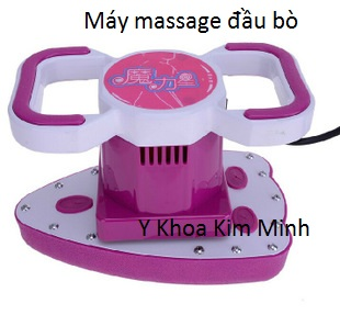 may massage dau bo giam beo toan than