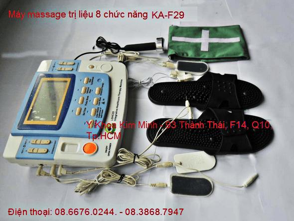 Máy massage trị liệu đa năng KA-F29